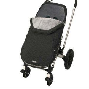 JJ Cole Urban Bundle me stroller cover in Sleath